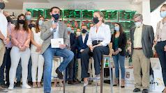 Javier Aureliano García presentó el plan de Almería para el Salon Gourmets
