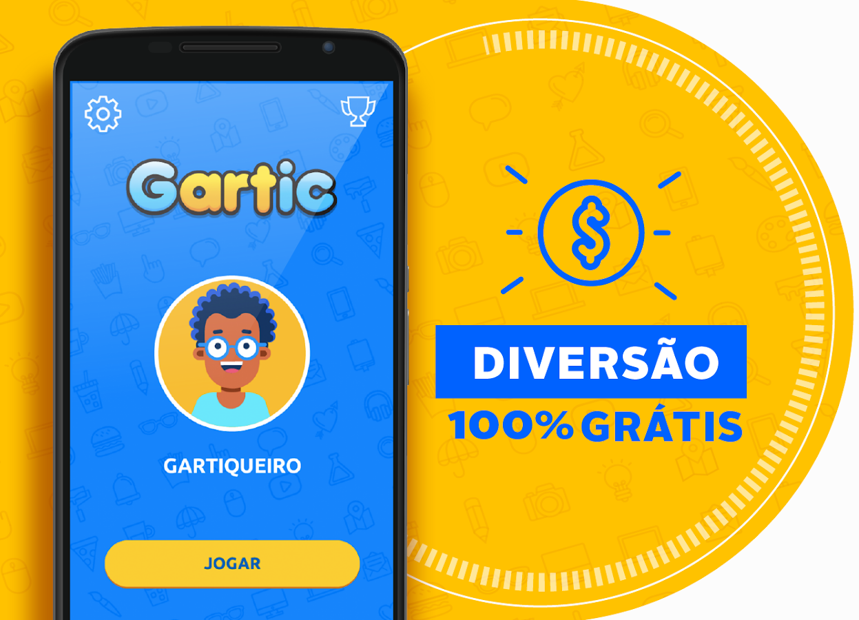 Gartic: captura de tela
