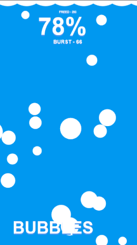 android Pop Bubbles Game Screenshot 3