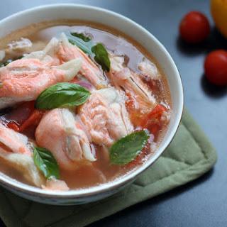 Fresh Salmon Soup Recipes