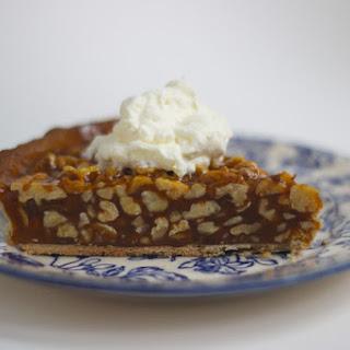 Walnut Caramel Tart Recipe