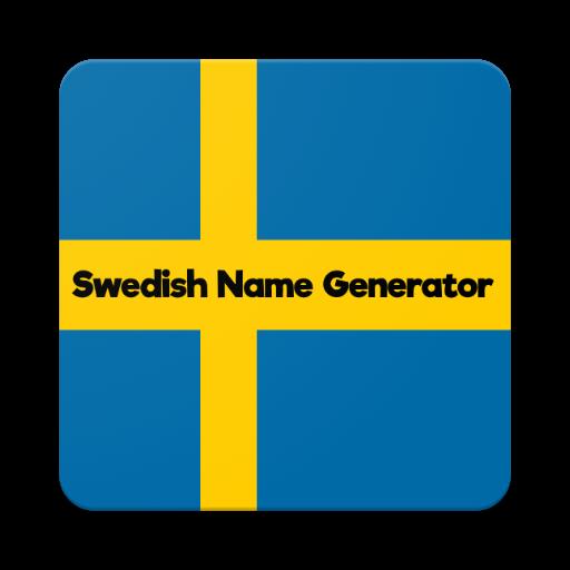 Swedish Name Generator (app)