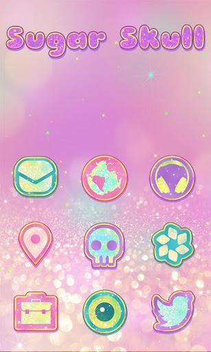 Sugar Skull GO Launcher