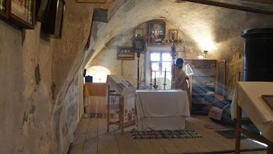 Photo: Божественная литургия.6 часов утра. De Goddelijke Liturgie