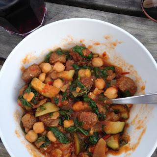 Moroccan-Style Lamb Stew Recipe