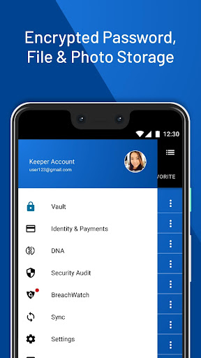 Password Manager - Keeper 14.2.4.2 screenshots 1