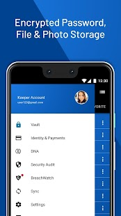 Keeper Password Manager & Secure Vault Screenshot