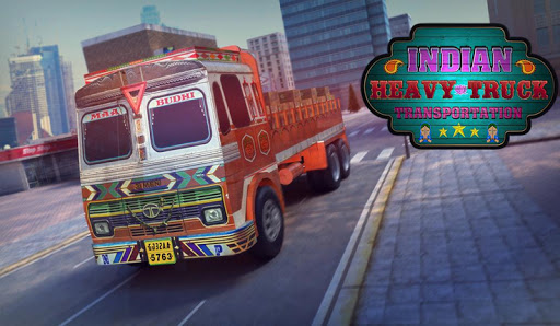 Code Triche Indian Heavy Truck Transportation APK MOD screenshots 1