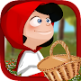 Little Red Riding Hood Interactive Short Story APK icon