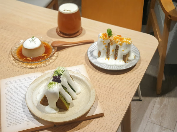 每週只有四天營業的深夜甜點店,台南深夜好去處-鹿耳深夜甜點||台南東區美食、深夜甜點