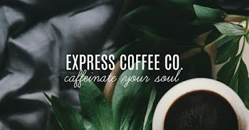 Express Coffee Company - Facebook Event Cover template