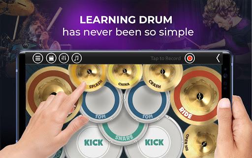 Drum Kit Simulator: Real Drum Kit Beat Maker 2.2.6 screenshots 13