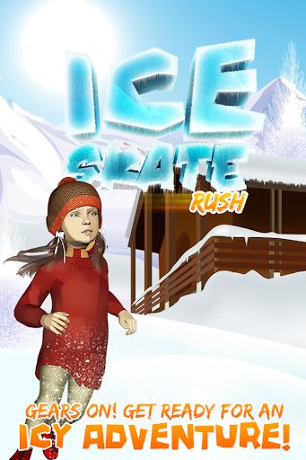 Ice Skate Rush