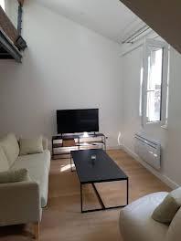 Appartement meublé 2 pièces 28,46 m2