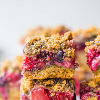 Fruit Crumble Bars Recipes