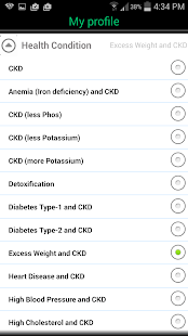 CKD (Chronic Kidney Disease)- screenshot thumbnail