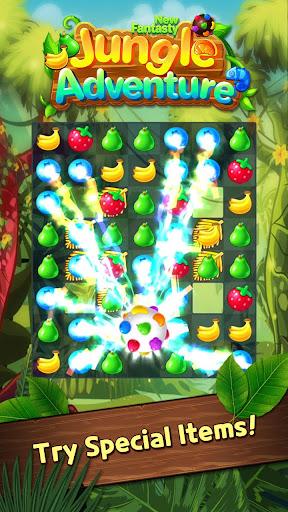 New Fantasy Jungle Adventure: Puzzle World 1.1.6 screenshots 3