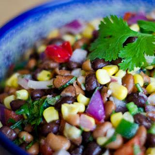 Mama's Famous Bean Salad.
