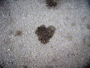 Photo: Oily Heart #MinistractMonday Curated by +Tom McLaughlan :- For several days I kept spotting this heart shaped pattern of oil on the road on the way back to our apartment in Chiang Mai. I finally made a special journey (on foot) back to the spot and photographed it much to the amusement and bemusement of the local Thais!  Photography by Justin Hill ©