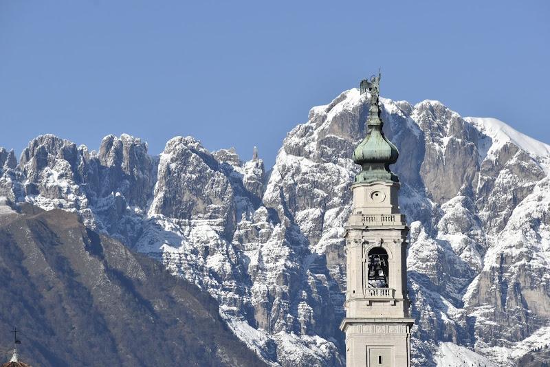 La Gusela e il campanile di Mirco1969