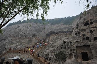 Photo: 龍門石窟
