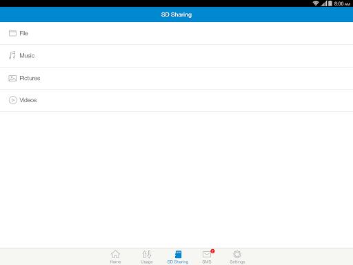 ALCATEL LINK APP 3.5.3 screenshots 11