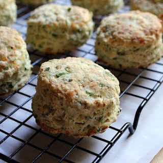 Herbed Cottage Cheese Biscuits.