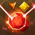 Jewel Match 3 Puzzle: Laser Temple Quest