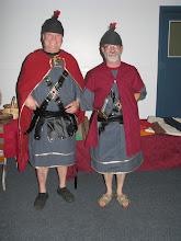 Photo: Fri, Dec 5/08 - centurions, Wayne Kinney and Bill Frenette
