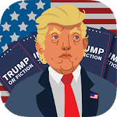 Trump Or Fiction : Political Trivia Game