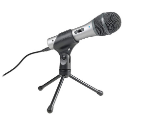ATR 2100 podcast microphone