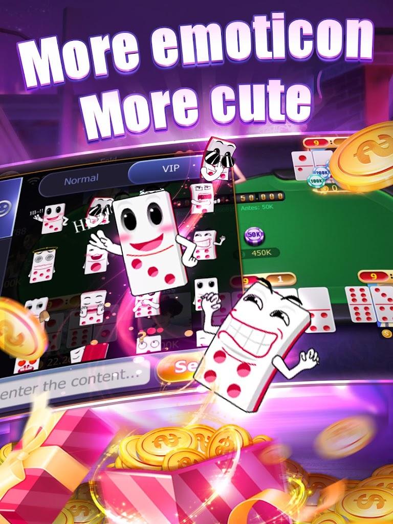Domino Qq Online Domino 99 1 9 0 Apk Download Com Happycell Domino99 Apk Free