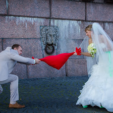 Wedding photographer Olga Arseneva (OlgaArs). Photo of 18.02.2016