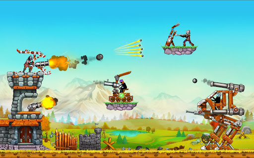 The Catapult 2 u2014 Grow your castle tower defense 3.1.0 screenshots 11
