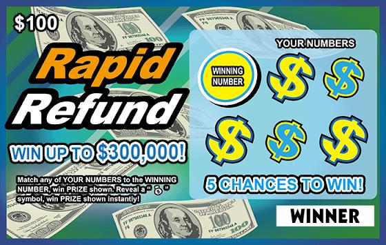 Lotto Scratch – Las Vegas