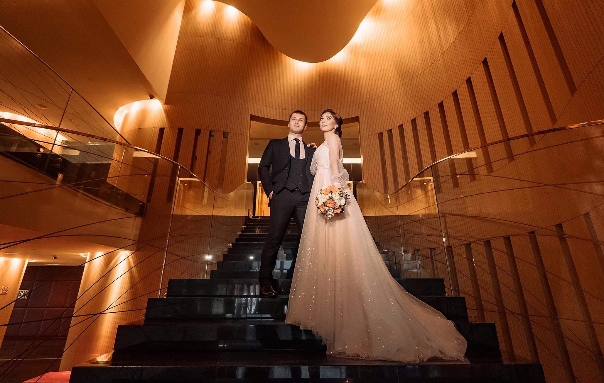 Сергей и Ольга Яковлевы в Екатеринбурге