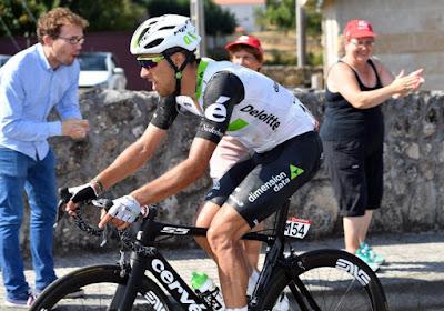 Beresterke Fraile pakt knappe zege in Giro, Belgen komen net te kort