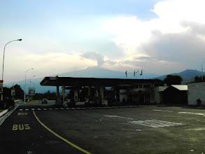 Photo: kouřící Etna