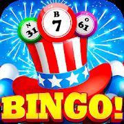 4th of July - American Bingo