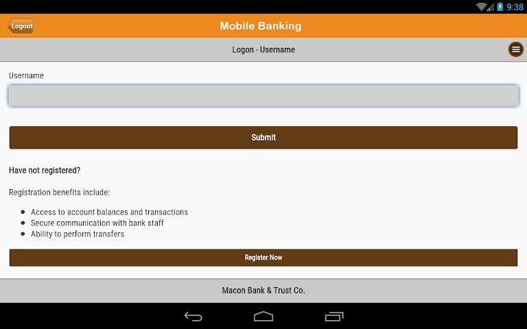 android MBTC MOBILE Screenshot 7