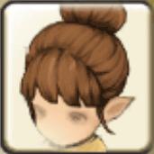 ドワーフ女髪3