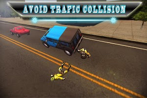 Screenshot of Street Bike Drive