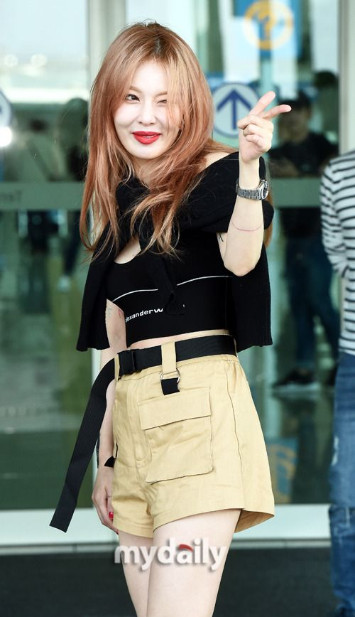 hyuna fashion 2