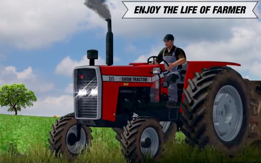 Tractor Cargo Transport: Farming Simulator screenshots 11