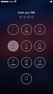 Lock Screen IPHONE X style 4