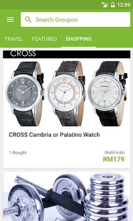Groupon Asia 1.4 screenshot 240394