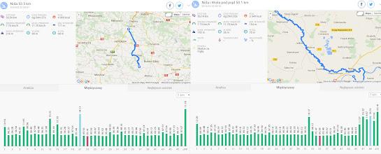 Photo: mapka trasy