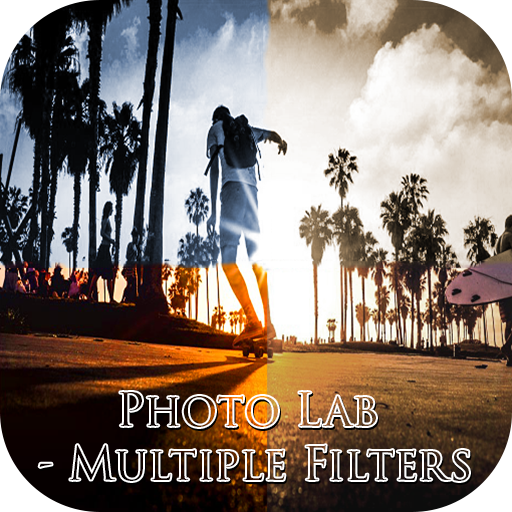 Photo Lab - Multiple Filters