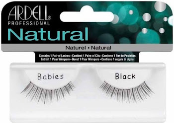 Ardell Invisibands Demi Wispies Lashes - Black, 1g
