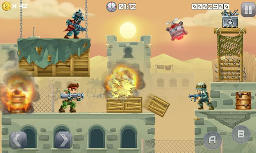 Game Metal Soldiers APK for Windows Phone